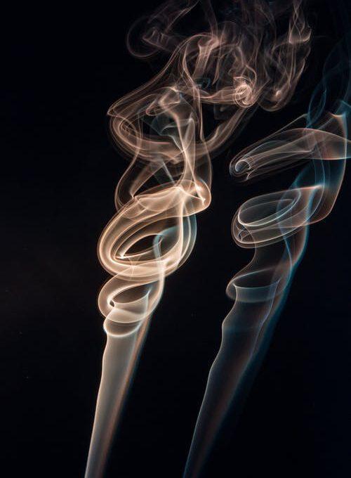 Een e-sigaret met een smaakje