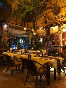 geuroverlast restaurant